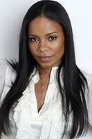 "22"" Long Straight Wigs For African American Women The Same As The Hairstyle In The Picture"