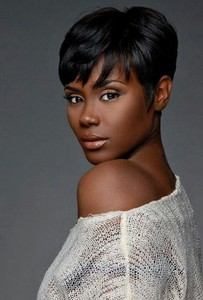 6 Inch Short Wigs For African American Women The Same As The Hairstyle In The Picture np