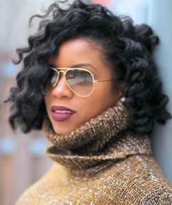 12 Inch Bob Wigs For African American Women The Same As The Hairstyle In The Picture fw