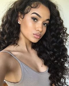 24 Inch Curly Long Wigs For African American Women The Same As The Hairstyle In The Picture gr
