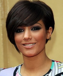 8 Inch Short Wigs For African American Women The Same As The Hairstyle In The Picture