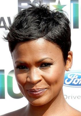 6 Inch Short Wigs For African American Women The Same As The Hairstyle In The Picture ie