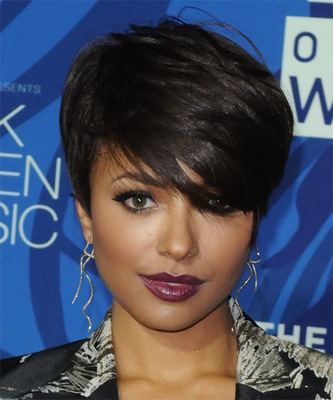 6 Inch Short Wigs For African American Women The Same As The Hairstyle In The Picture mu