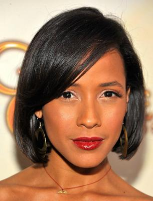 10 Inch Bob Wigs For African American Women The Same As The Hairstyle In The Picture