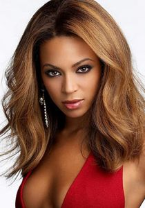16 Inch Wavy Wigs For African American Women The Same As The Hairstyle In The Picture
