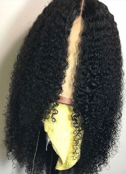 24 Inch Long Curly Wigs For African American Women The