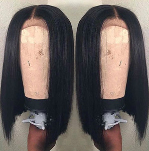 14 Inch Straight Bob Wigs For African American Women The Same As The Hairstyle In The Picture hu