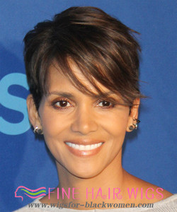 6 Inch Short Wigs For African American Women The Same As The Hairstyle In The Picture pu