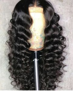 24 Inch Long Curly Wigs For African American Women The Same As The Hairstyle In The Picture js