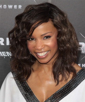 14 Inch Wavy Wigs For African American Women The Same As The Hairstyle In The Picture dt