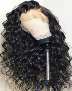 24 Inch Long Curly Wigs For African American Women The Same As The Hairstyle In The Picture jt